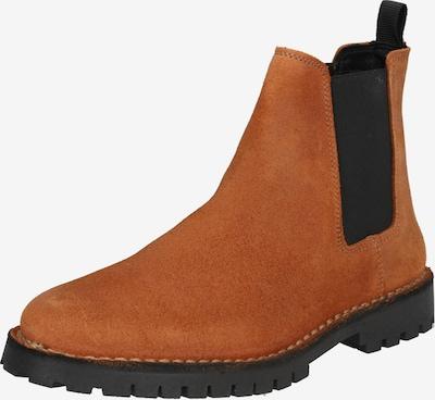 ABOUT YOU Chelsea boots 'Enzo' in de kleur Cognac, Productweergave