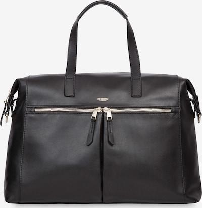KNOMO Aktentasche 'Mayfair Luxe' in schwarz, Produktansicht