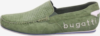 bugatti Slipper in grün, Produktansicht