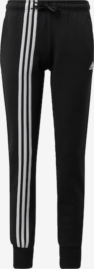 ADIDAS PERFORMANCE Sportbroek 'Must Haves' in de kleur Zwart / Wit, Productweergave