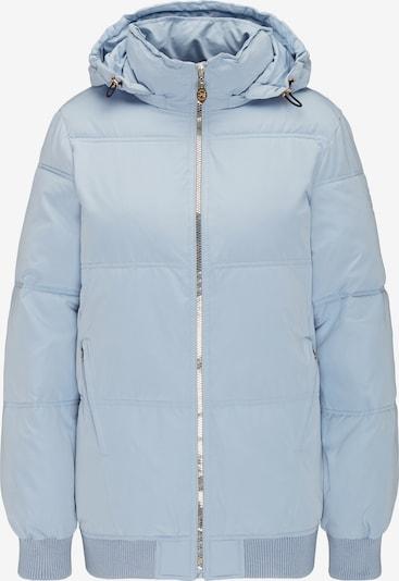 MYMO Veste d'hiver en bleu clair: Vue de face