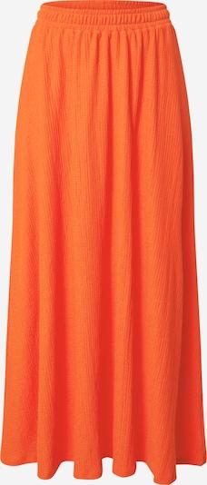 Gina Tricot Sukně 'Amina' - oranžově červená: Pohled zepředu