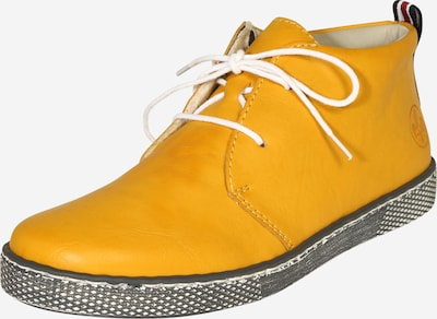 RIEKER Lace-Up Shoes in Lime, Item view