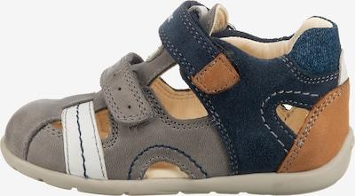 GEOX Sandale in grau, Produktansicht
