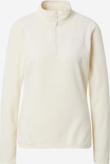 THE NORTH FACE Sportpullover 'GLACIER' in beige, Produktansicht