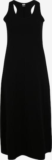 Vasarinė suknelė iš Urban Classics Curvy , spalva - juoda, Prekių apžvalga