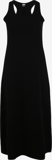 Urban Classics Curvy Zomerjurk in de kleur Zwart, Productweergave
