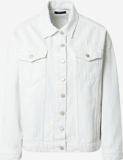 Trendyol Tussenjas in de kleur Wit, Productweergave