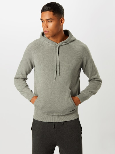 NU-IN Pullover in stone: Frontalansicht