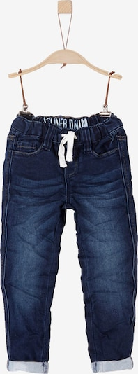 s.Oliver Junior Denim in blue denim, Produktansicht
