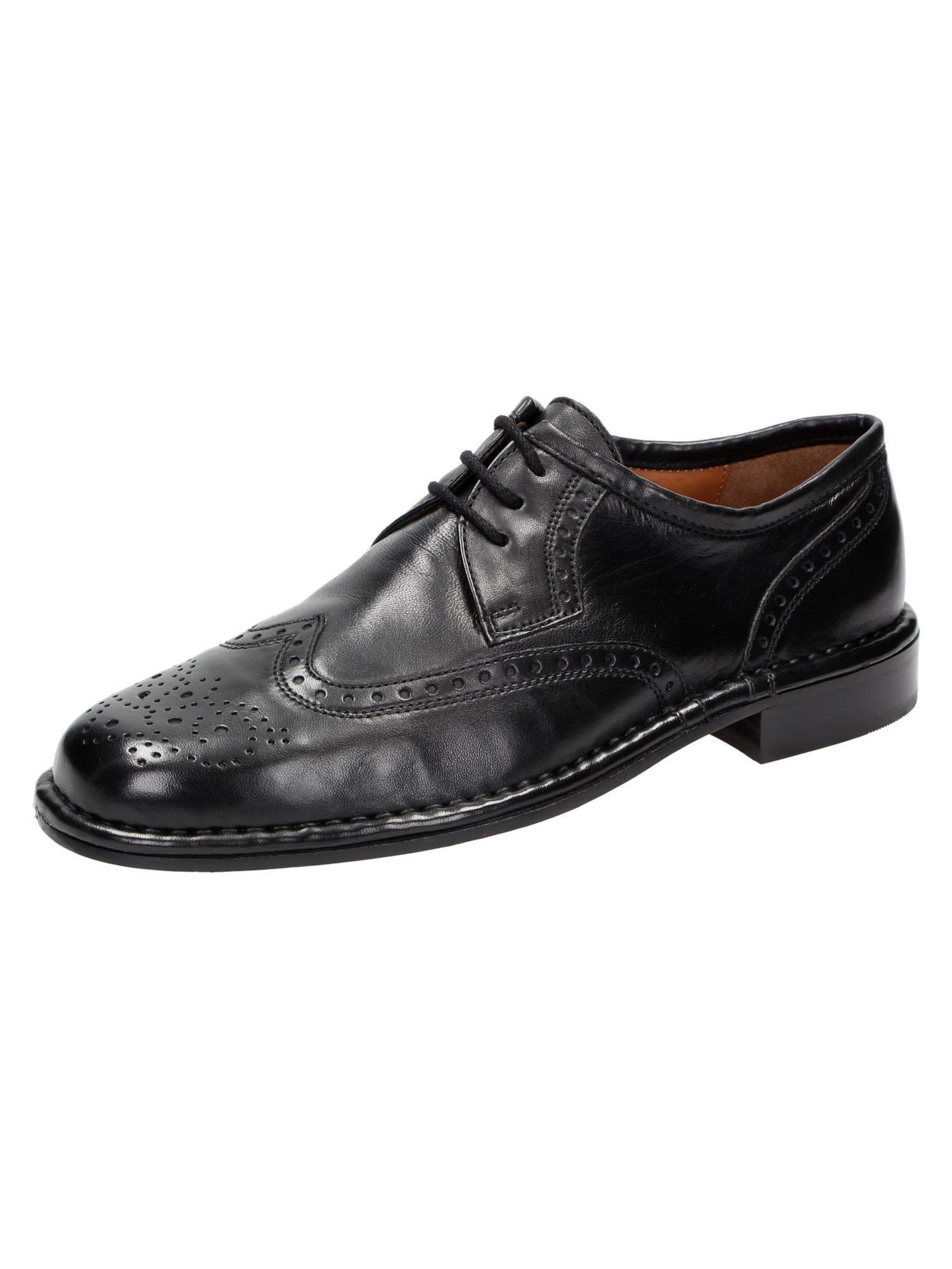 SIOUX Schnürschuh Glasgow Verschleißfeste billige Schuhe