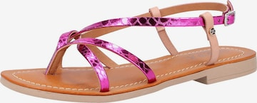 SCAPA Sandale in Pink