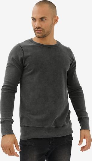 trueprodigy Sweatshirt 'Hodor' in anthrazit, Produktansicht