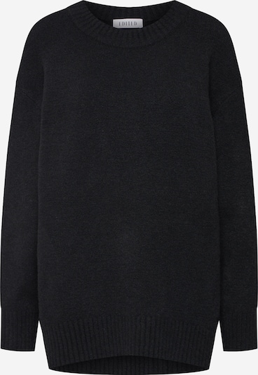 EDITED Oversized sweater 'Luca' in Black, Item view