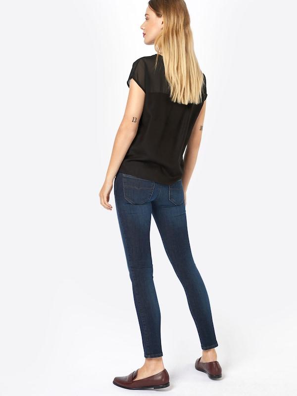 DIESEL 'SKINZEE-LOW-S' Skinny Jeans 0681G