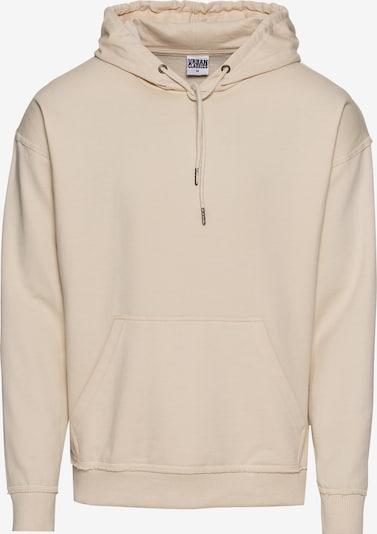 Urban Classics Sweatshirt in de kleur Ecru, Productweergave