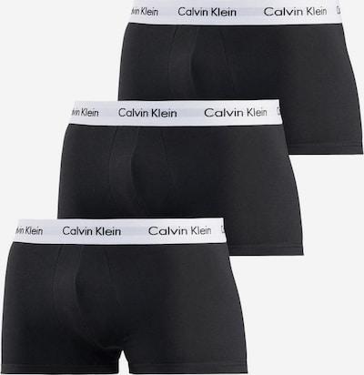 Calvin Klein Boxershorts in schwarz / weiß, Produktansicht