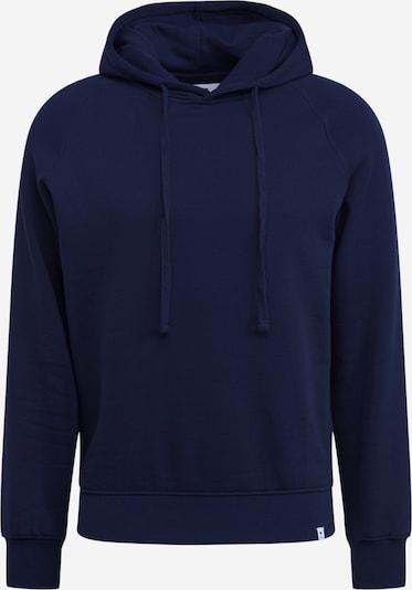 Revolution Sweat-shirt 'Bjarne' en bleu marine, Vue avec produit
