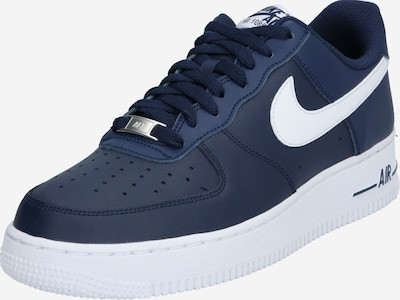 Nike Sportswear Sneaker 'AIR FORCE 1 '07 AN20' in navy / dunkelblau, Produktansicht