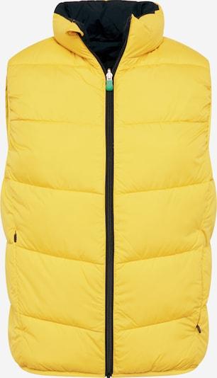 SAVE THE DUCK Bodywarmer in de kleur Geel, Productweergave