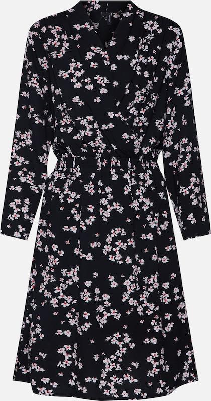 VERO MODA Kleid in hellrot   schwarz     weiß  Neu in diesem Quartal c52402