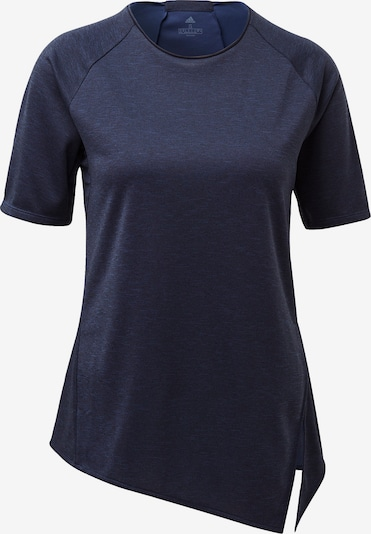 ADIDAS PERFORMANCE Functioneel shirt 'Terrex Hike' in de kleur Navy / Zilver, Productweergave