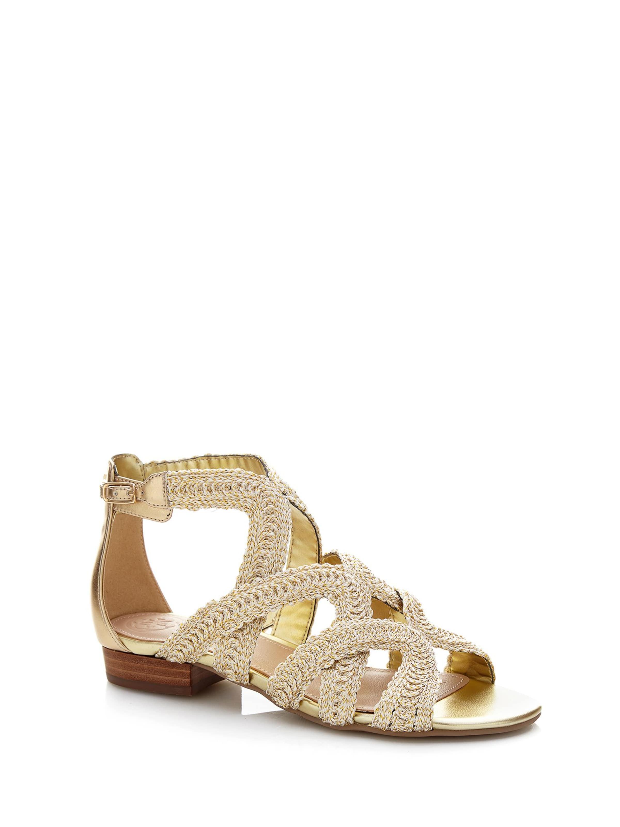Haltbare Mode billige Schuhe GUESS | getragene SANDALE 'DARIO' Schuhe Gut getragene | Schuhe 9b9c4d