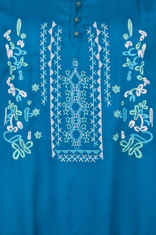 MYMO Blause in himmelblau  Bequem und günstig günstig günstig a9d06f