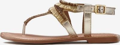 LASCANA Sandale in gold, Produktansicht
