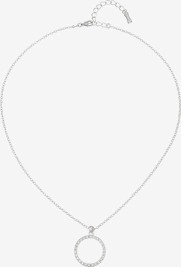 Ted Baker Řetízek 'LINZZI: LUUNAR PAVÉ CIRCLE PENDANT' - stříbrná, Produkt