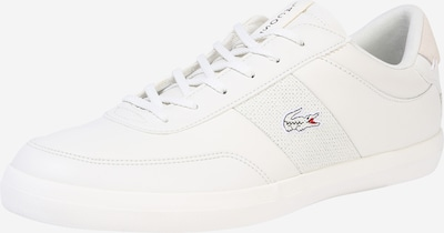 LACOSTE Sneakers laag 'COURT-MASTER 120 2 CMA' in de kleur Offwhite, Productweergave
