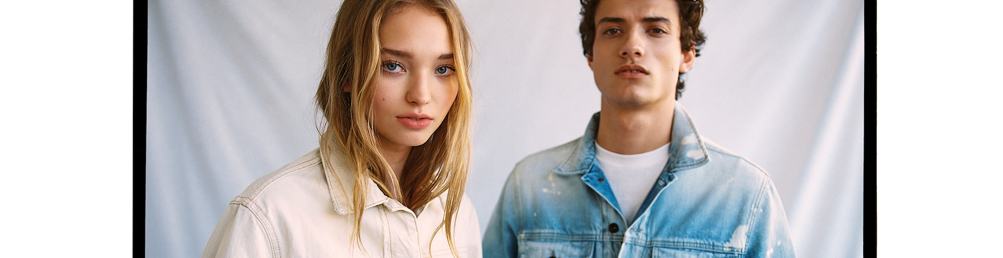 Pepe Jeans Brand header