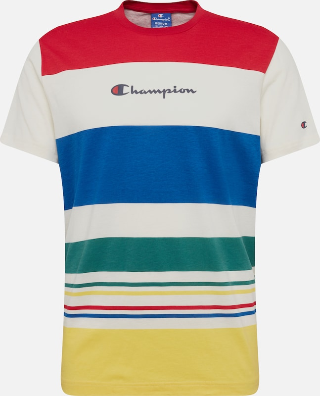 Champion Apparel De shirt T En Authentic Couleurs BeigeMélange Athletic j5q34ARL