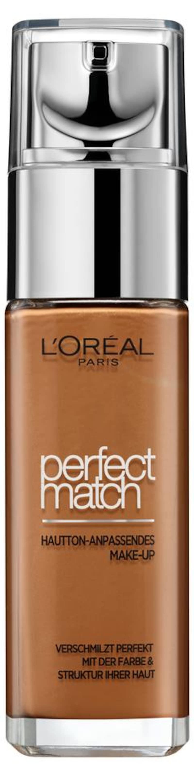 L'Oréal Paris 'Perfect Match', Hautton-anpassendes Make-Up