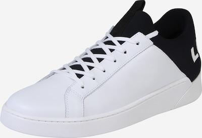 LEVI'S Sneaker 'Mullet' in schwarz / weiß, Produktansicht
