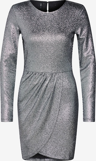 Rochie de cocktail 'ALESSA' ONLY pe negru / argintiu, Vizualizare produs