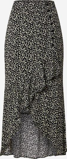 EDITED Rok 'Faline' in de kleur Geel / Zwart, Productweergave