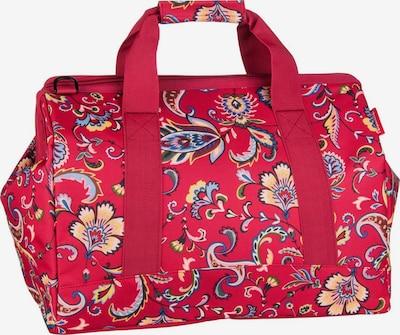 REISENTHEL Reisetasche in mischfarben / rot, Produktansicht