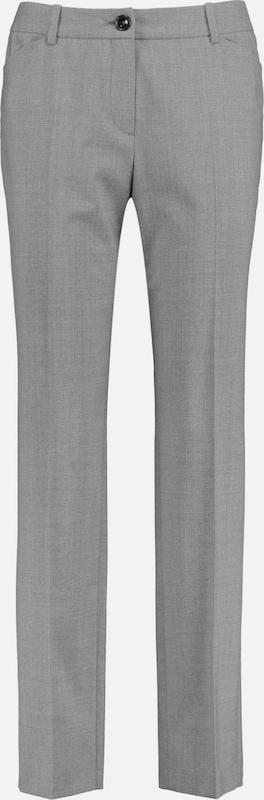 TAIFUN Hose in graumeliert  Neue Kleidung in dieser Saison