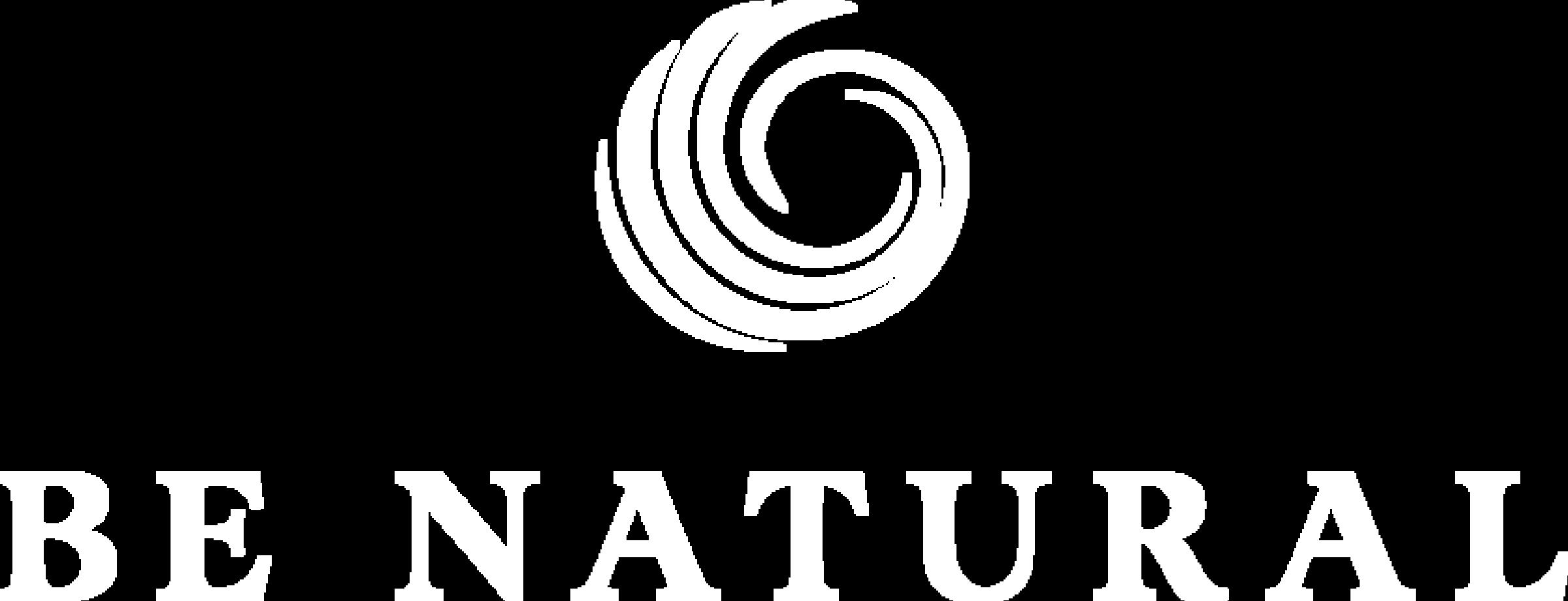 BE NATURAL Logo