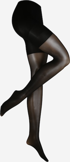 MAGIC Bodyfashion Strumpfhose 'Sexy Legs' in schwarz: Frontalansicht