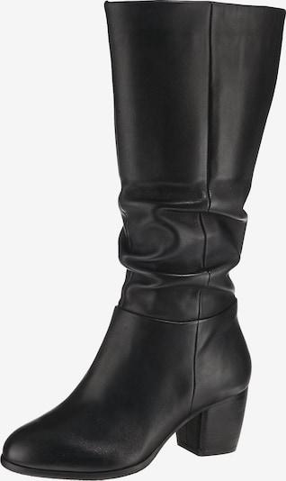 SPM Klassische Stiefel 'Disaac' in schwarz, Produktansicht