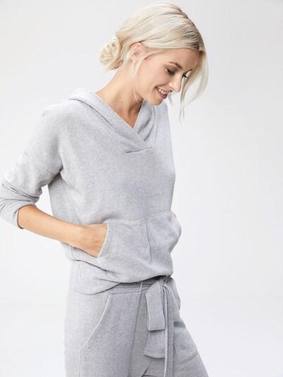 LeGer by Lena Gercke Pullover 'Mila' mit Kaschmiranteil in grau, Modelansicht