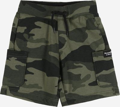Abercrombie & Fitch Shorts in grün, Produktansicht