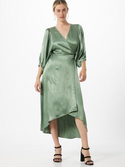 SOAKED IN LUXURY Kleid 'Nanuli' in grün, Modelansicht