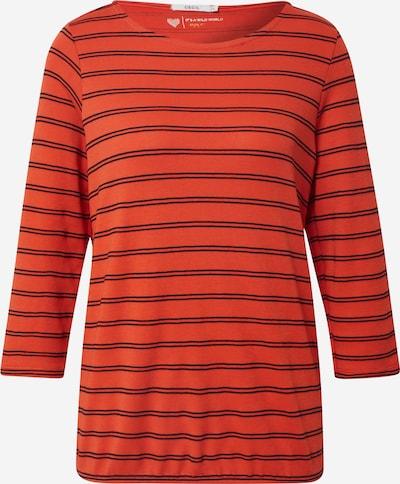CECIL T-shirt i röd / svart, Produktvy