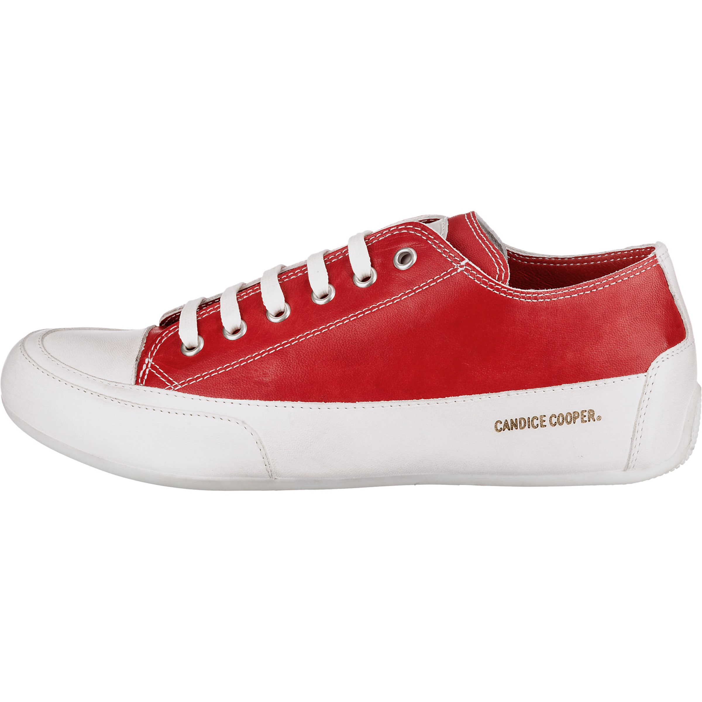 In RotWeiß Candice Low Cooper Sneakers 7Ybyf6g