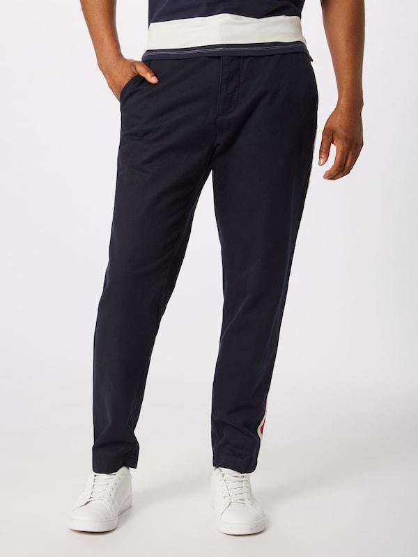 The 'pantalon' Bleu En Marine Pantalon Kooples iXOTPkZu