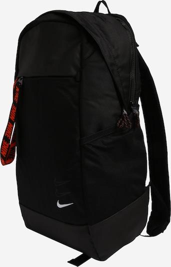 Rucsac 'Essentials' Nike Sportswear pe negru / alb, Vizualizare produs