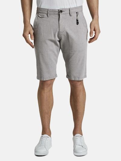 TOM TAILOR Shorts in grau, Modelansicht